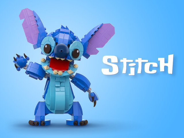 Stitch is Back