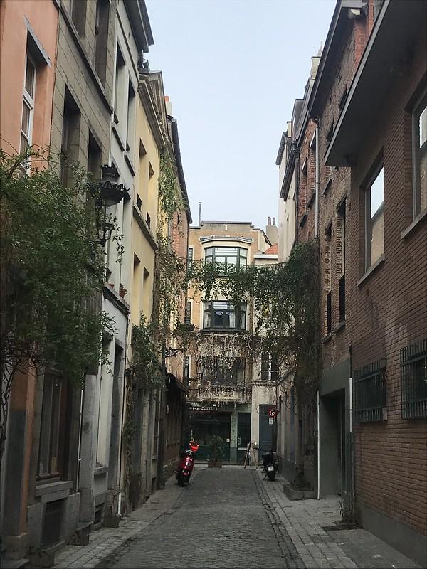 Calles Bruselas III