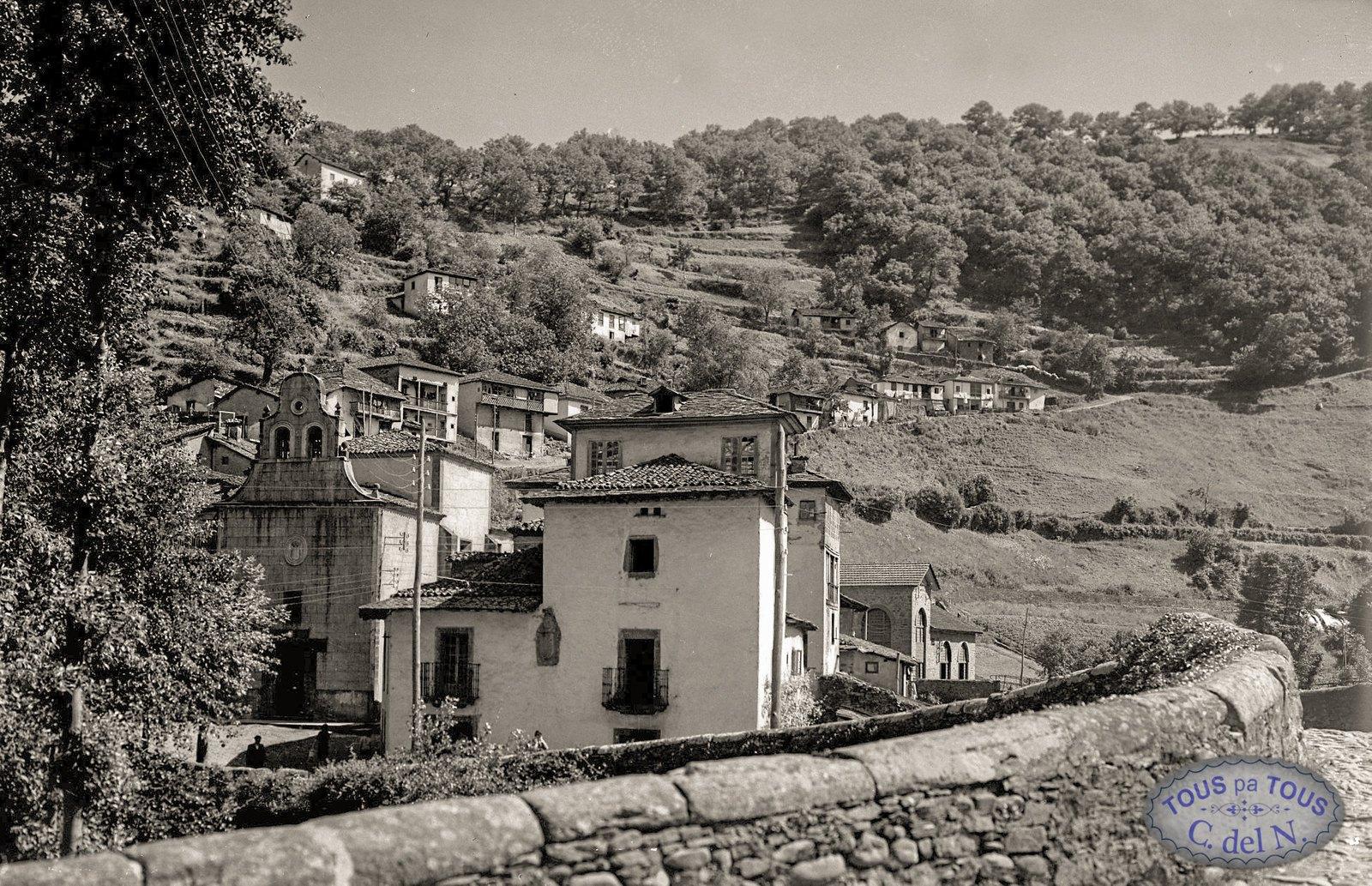 1959 - Ambasaguas y el Cascarín