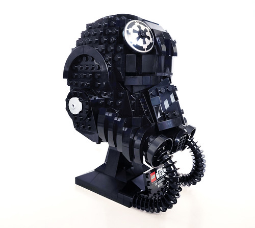 LEGO Star Wars TIE Fighter Pilot Helmet (75274)