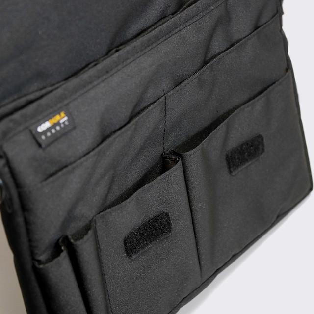リヒトラブ スマートフィット キャリングポーチ バッグインバッグ バッグの整理 LIHIT LAB. SMART FIT Carrying Pouch