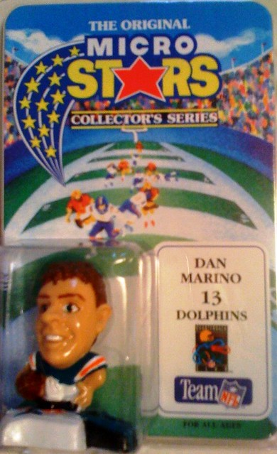 1994 NFL Microstars - Marino