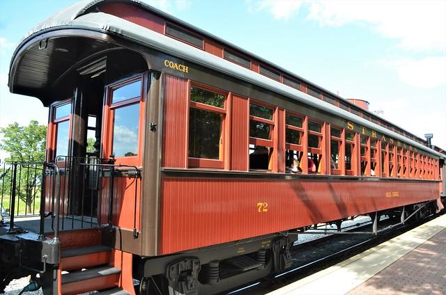 Boston & Maine Railroad: Strasburg Railroad No. 72,