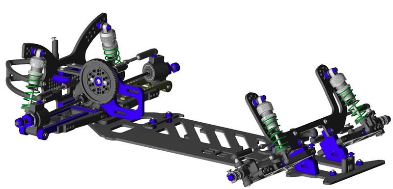 SE1 - Rear Assembly