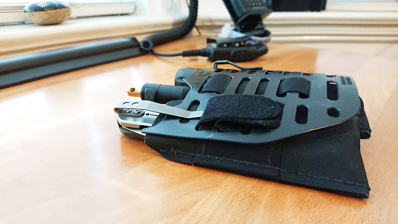 Pocket Shield EDC: Knife Stop
