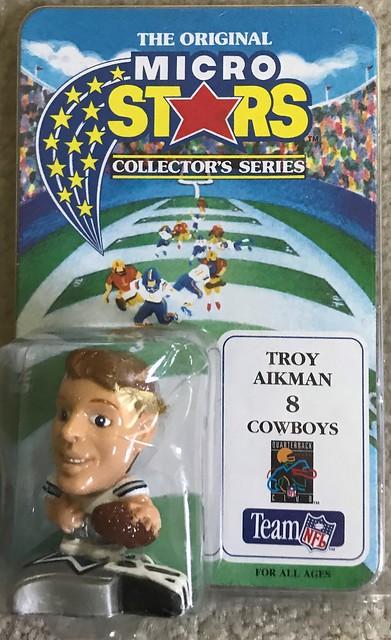 1994 NFL Microstars - Aikman