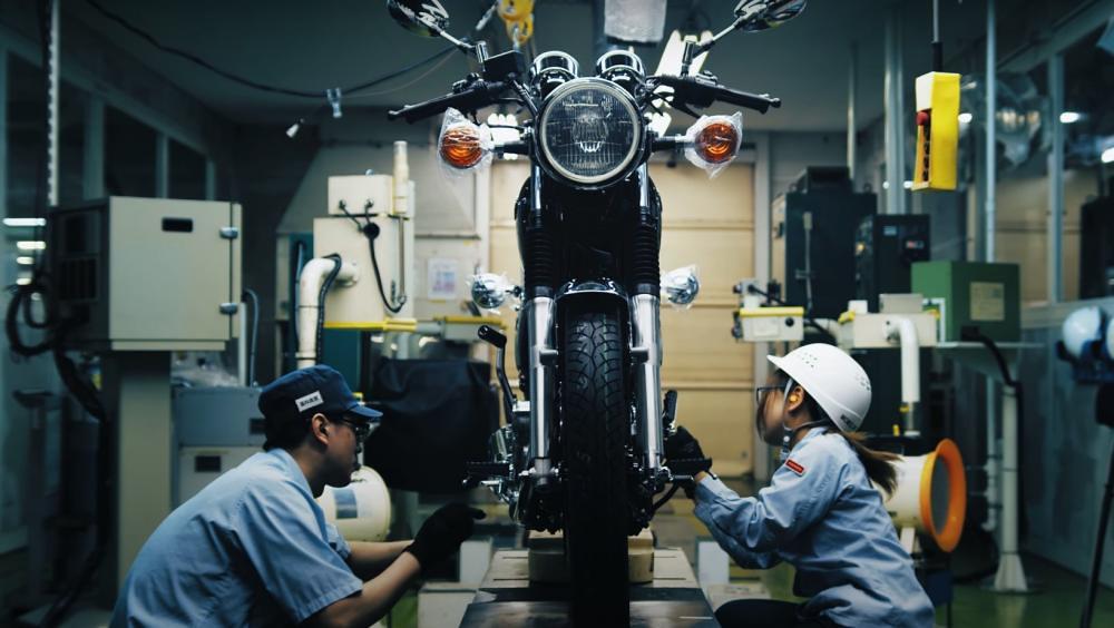Yamaha SR400 QC