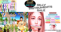 Junk Food - Silly Instruments Sale