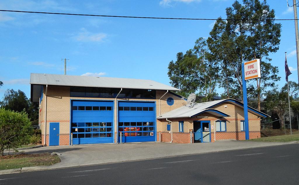 Regentville Fire Station, Regentville, Sydney, NSW.