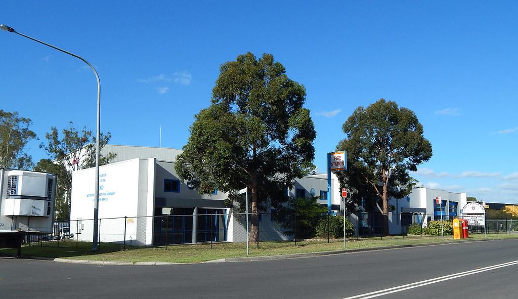 Huntingwood Fire Station, Huntingwood, Sydney, NSW.