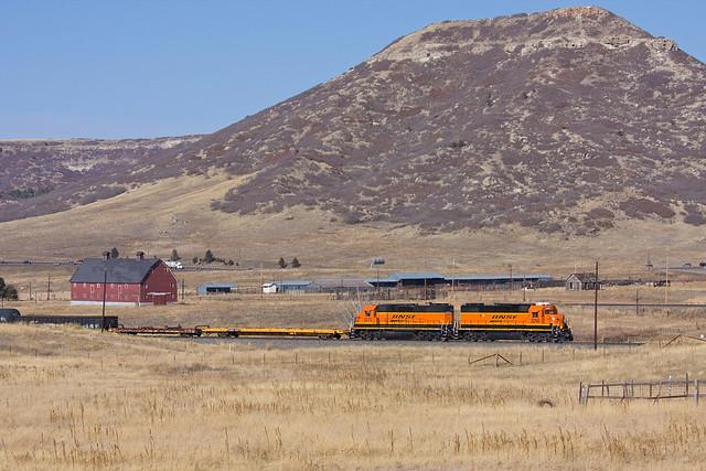 BNSF 2260 Greenland 22 Mar 10