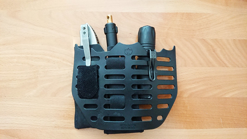 Pocket Shield EDC: Rear