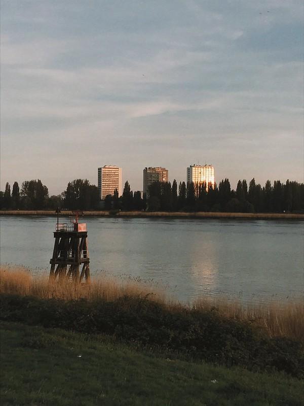 Linkeroever desde Noordkasteel (Amberes)