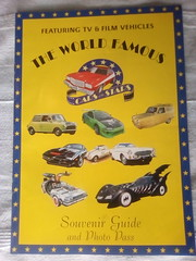Cars Of The Stars Motor Museum Dunbartonshire