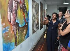 Opening night 'Geen kunst zonder kunnen' / 'No art without artistry'