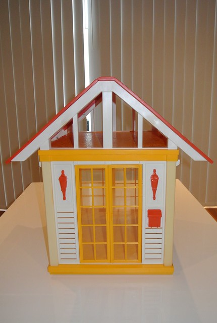 Barbie Dream Cottage - Front View