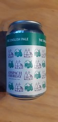 Anspach and Hobday - The English Pale (330 ml can)