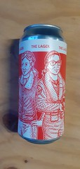 Anspach and Hobday - The Lager (440 ml can)