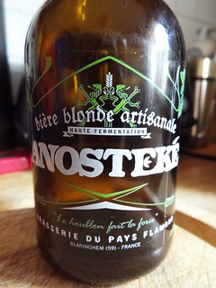 Brasserie du Pays Flamand, Anosteké Blonde, France