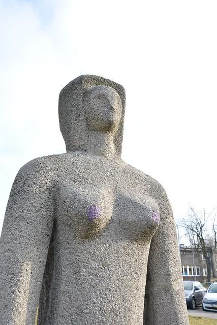 Rzeźba plenerowa nr 7 - Ruda Śl.