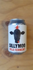 Silly Moo - Wild Ferment Cider (330 ml can)