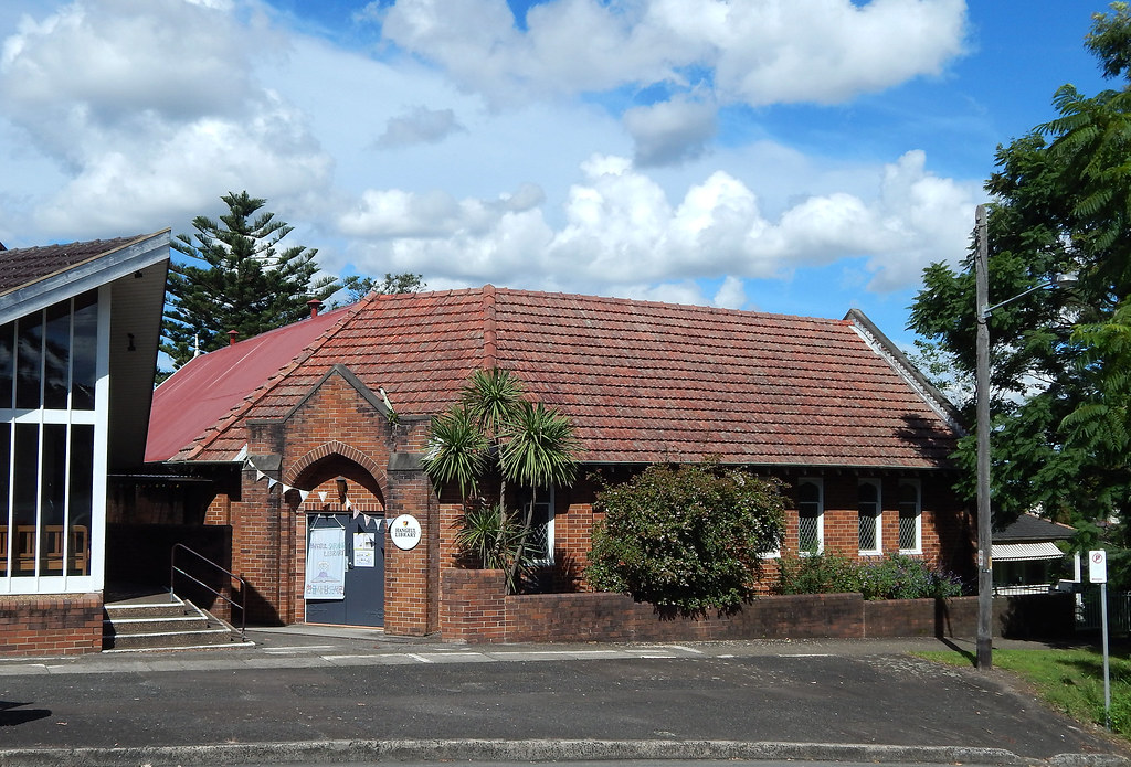 Lindfield Uniting Church, Lindfield, Sydney, NSW.