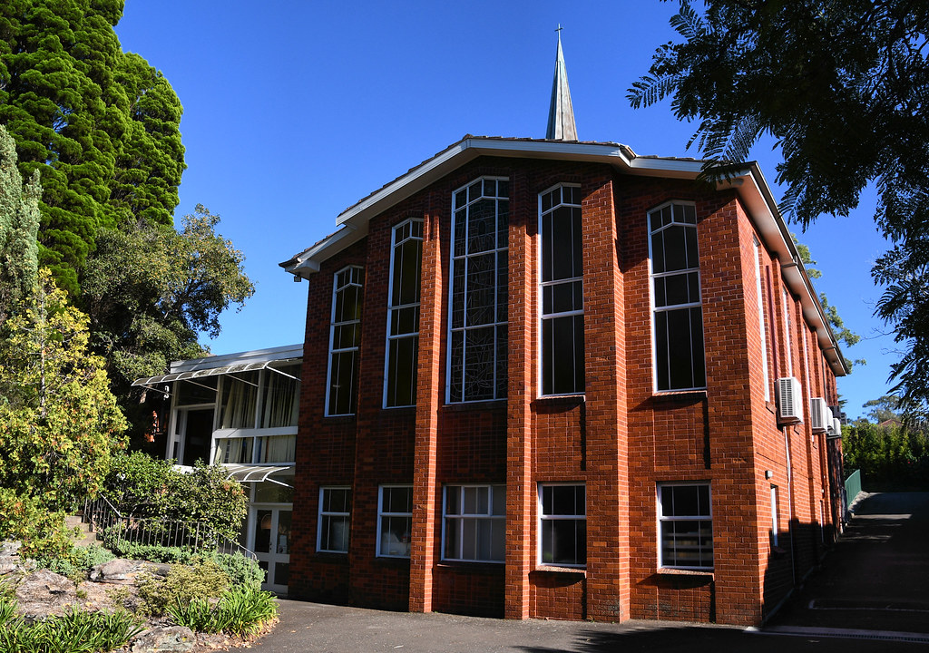 Evangelical Free Church of Australia, East Lindfield, Sydney, NSW.