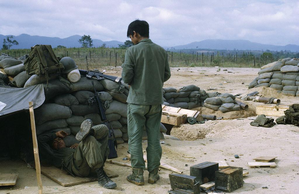 Vietnam War 1972 - KONTUM | Vietnam, Central Highlands, Kont… | Flickr