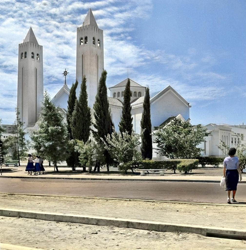 Praça de Londres, Lisboa (A. Pastor, c. 1960)