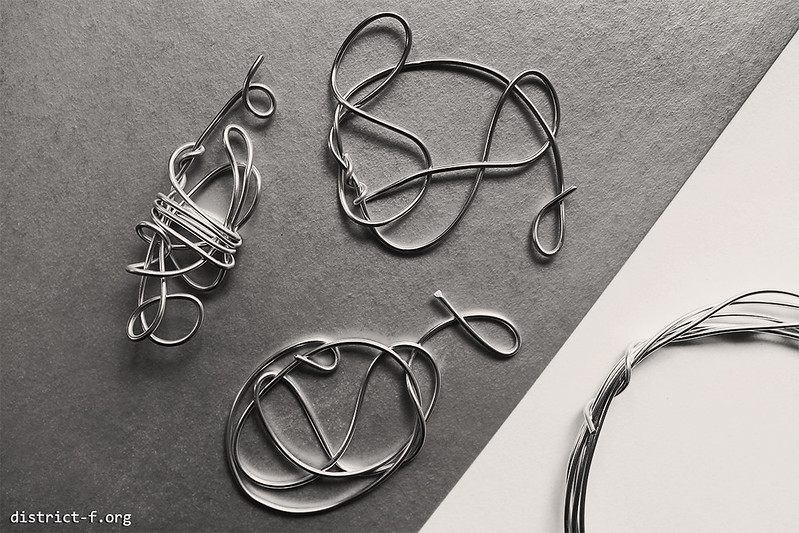 DISTRICT F - Earrings DIY 3