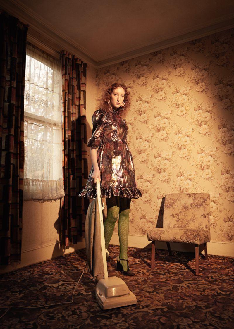 DISTRICT F — Vogue Portugal MAGAZINE WEBITORIAL уке