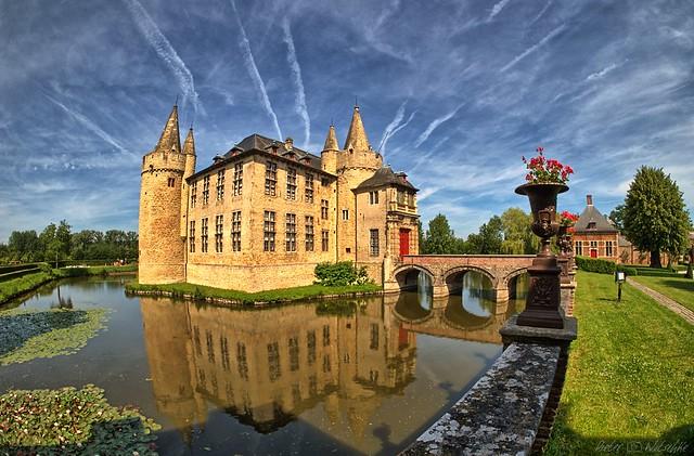 Kasteel van Laarne (Belgium)
