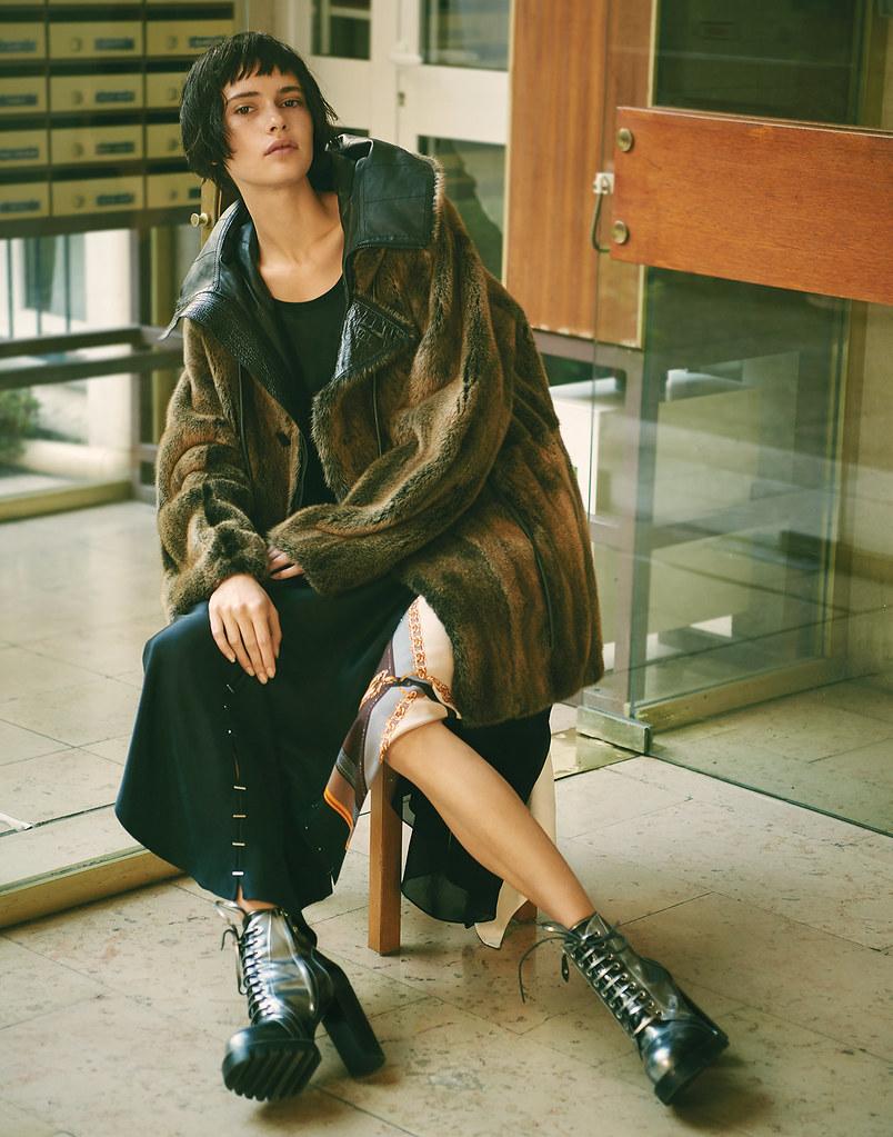 DISTRICT F — Vogue Taiwan MAGAZINE WEBITORIAL фыв