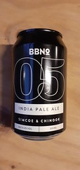 Brew By Numbers - 05 India Pale Ale SIMCOE & CHINOOK (330 ml can)