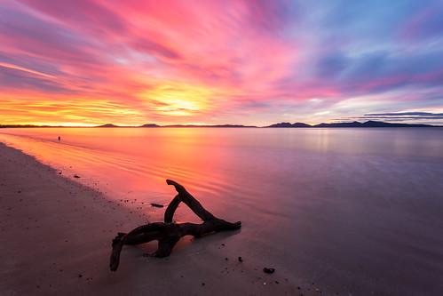 canon canon5dmark3 ef1740mmf4lusm landscape lightroom4 longexposure tasmania tasmanian greatoysterbay ocean beaches beach beautiful eastcoasttasmania australia australian color nd ndfilter neutraldensityfilter