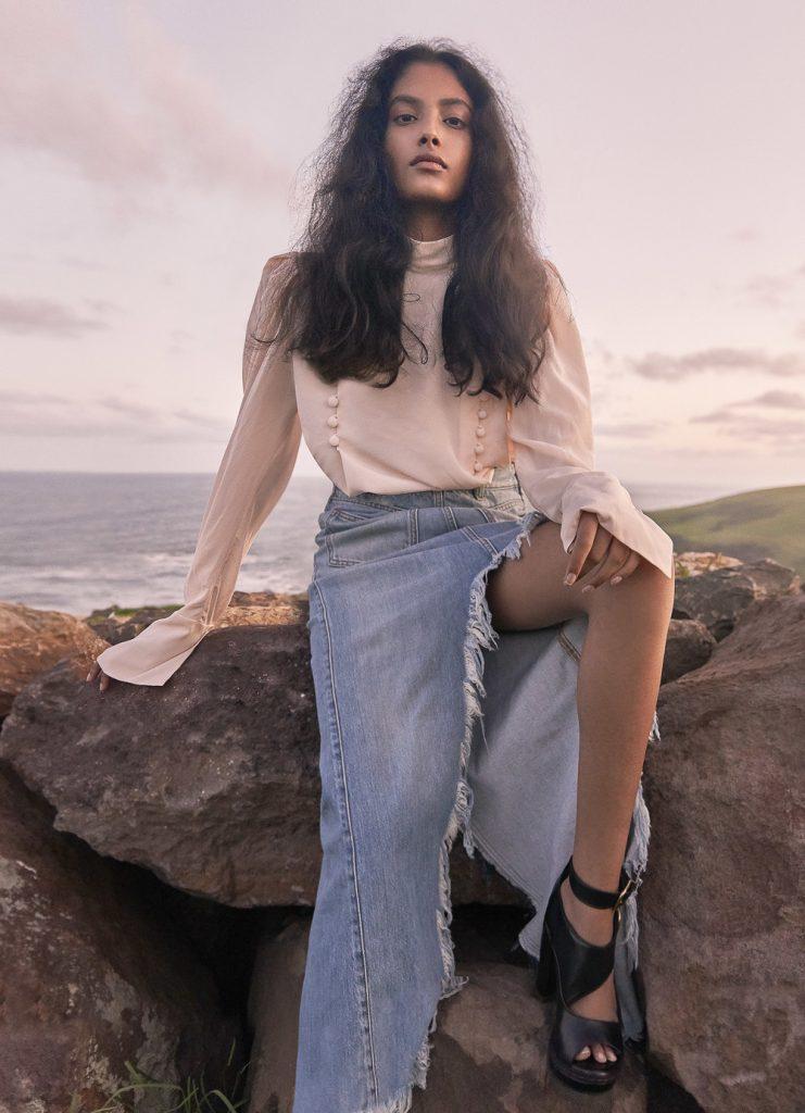 DISTRICT F — Harper's Bazaar Australia WEBITORIAL тьб