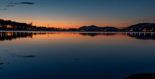 riverman akureyri 2020 april eyjafjörður iceland ísland sunset sólarlag midnightsun