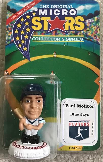 1994 MLB Microstars - Molitor