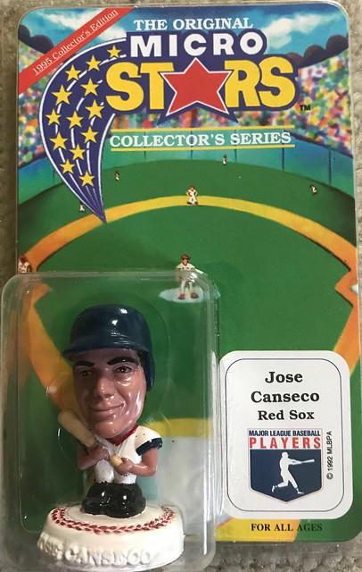 1994 MLB Microstars - Canseco