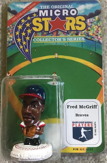 1994 MLB Microstars - McGriff