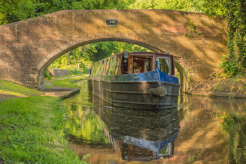 stourton stourtonbridge westmidlands stourbrdge england uk spring 2018 staffordshireworcestershirecanal canal waterways water bridge arch shadows green brick history reflections outdoor nikon nikond7100 nikon50mmf18afsg photoshopelements14