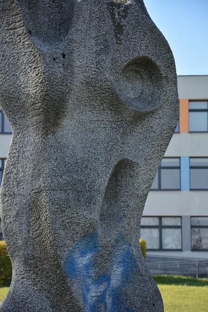 Rzeźba plenerowa nr 9 - Ruda Śl.