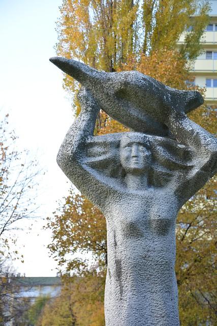Rzeźba plenerowa nr 10 - Ruda Śl.