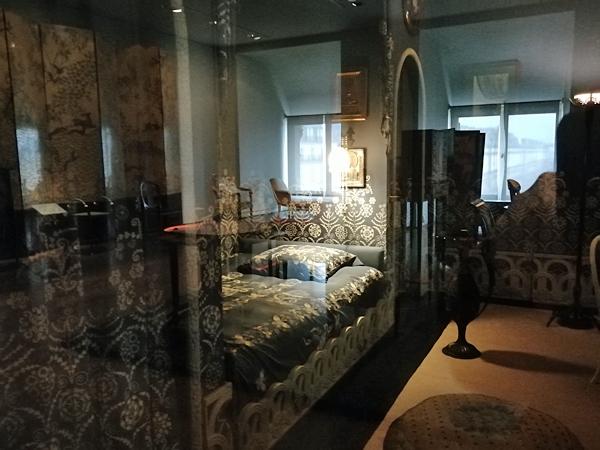 la chambre de Jeanne Lanvin