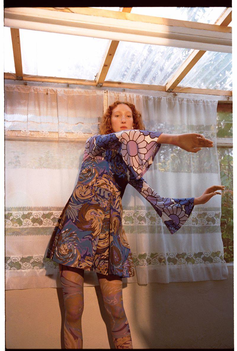DISTRICT F — Vogue Portugal MAGAZINE WEBITORIAL нгш