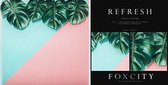 FOXCITY. Photo Booth - Refresh (Pastel) AD