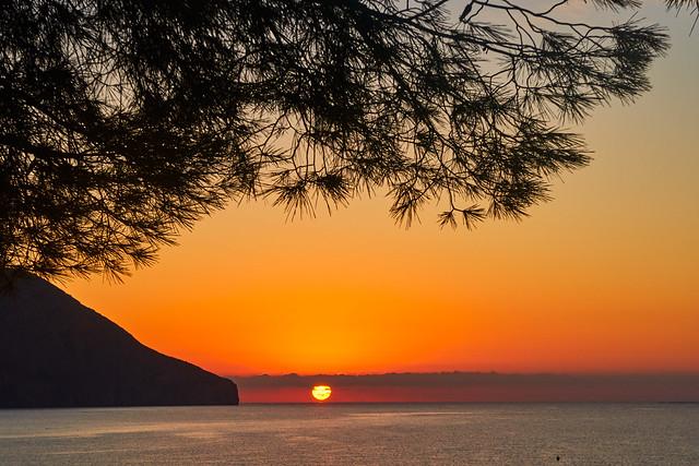 Sunrise, Spain (Explored)