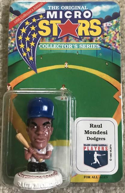 1994 MLB Microstars - Mondesi