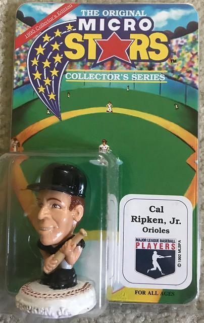 1994 MLB Microstars - Ripken