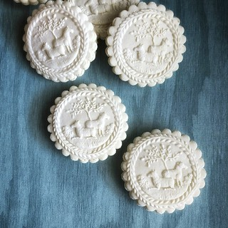 Lamb Springerle Cookies